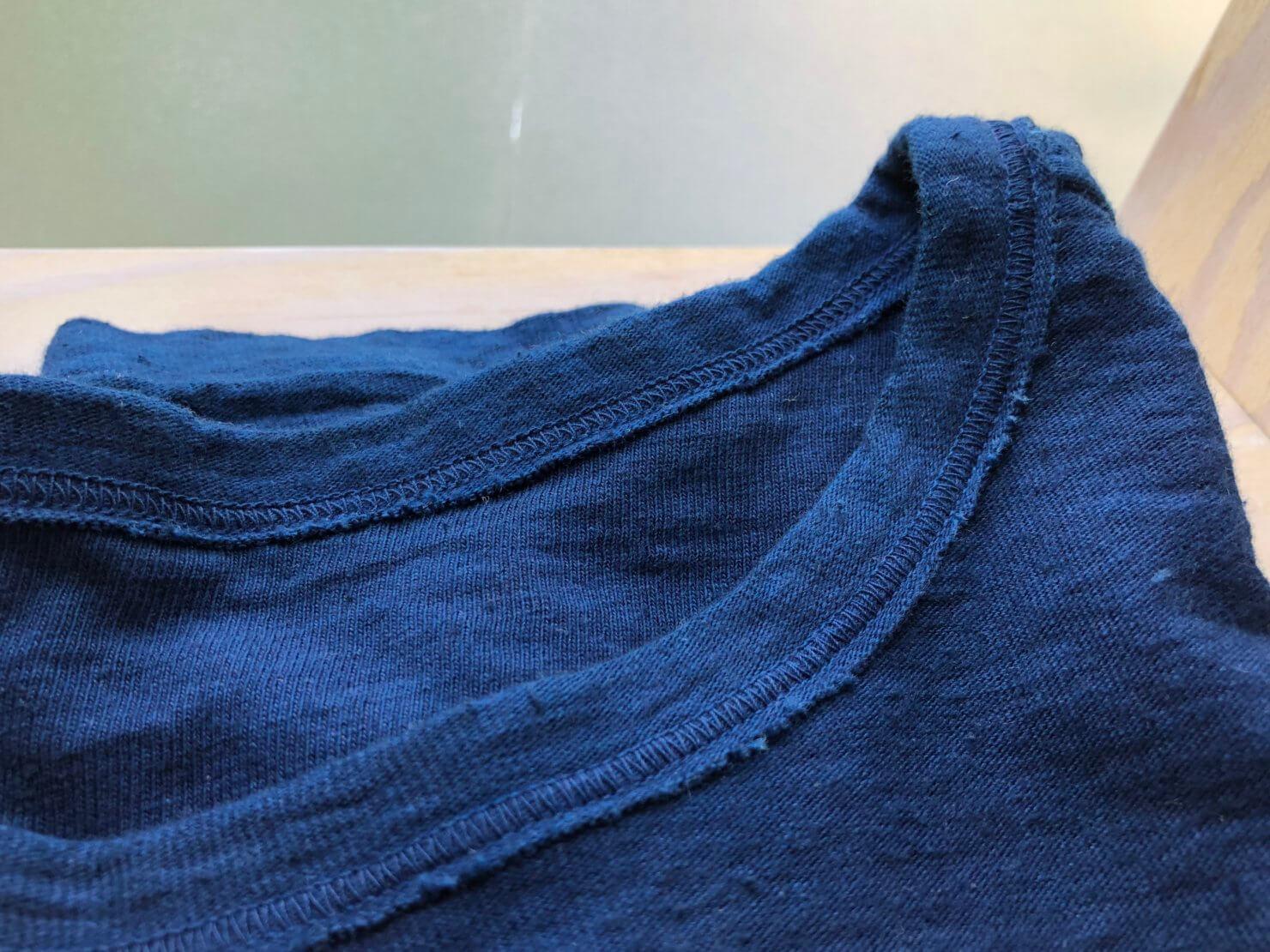 藍染Tシャツ 1