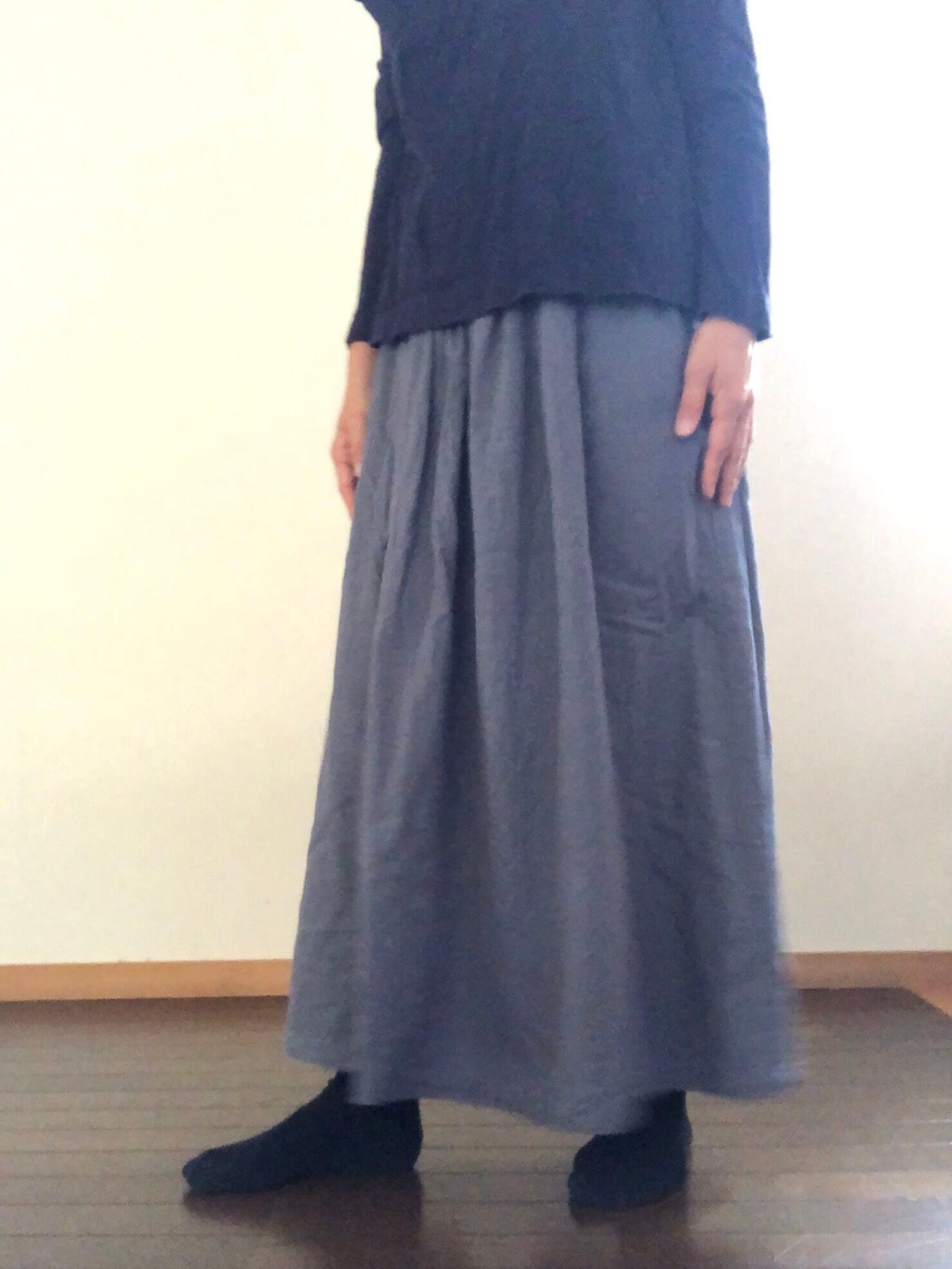 ブルーグレースカート 2