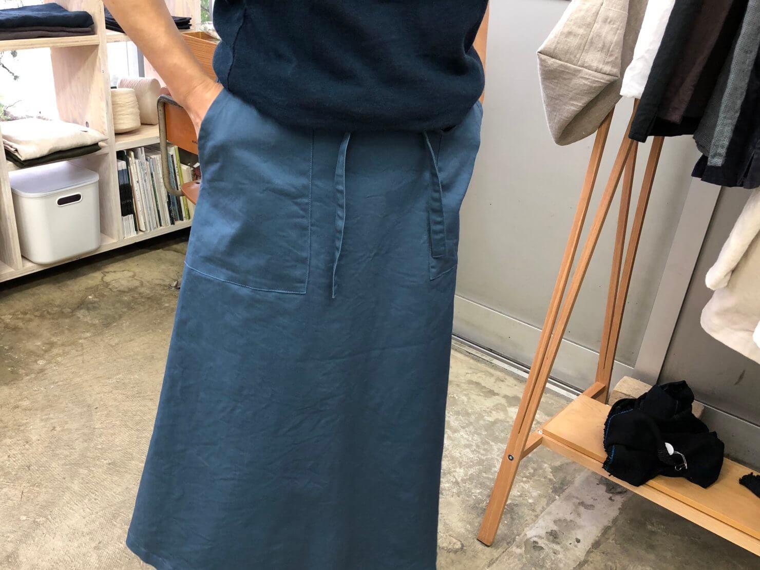 ラップスカート 6