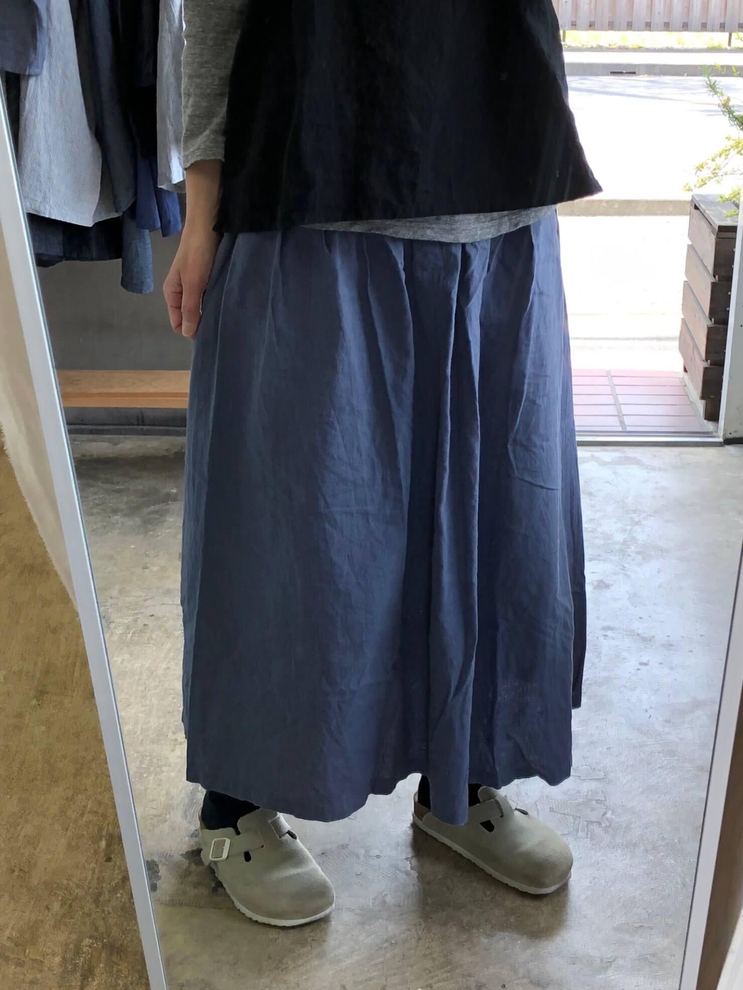 ブルースカート