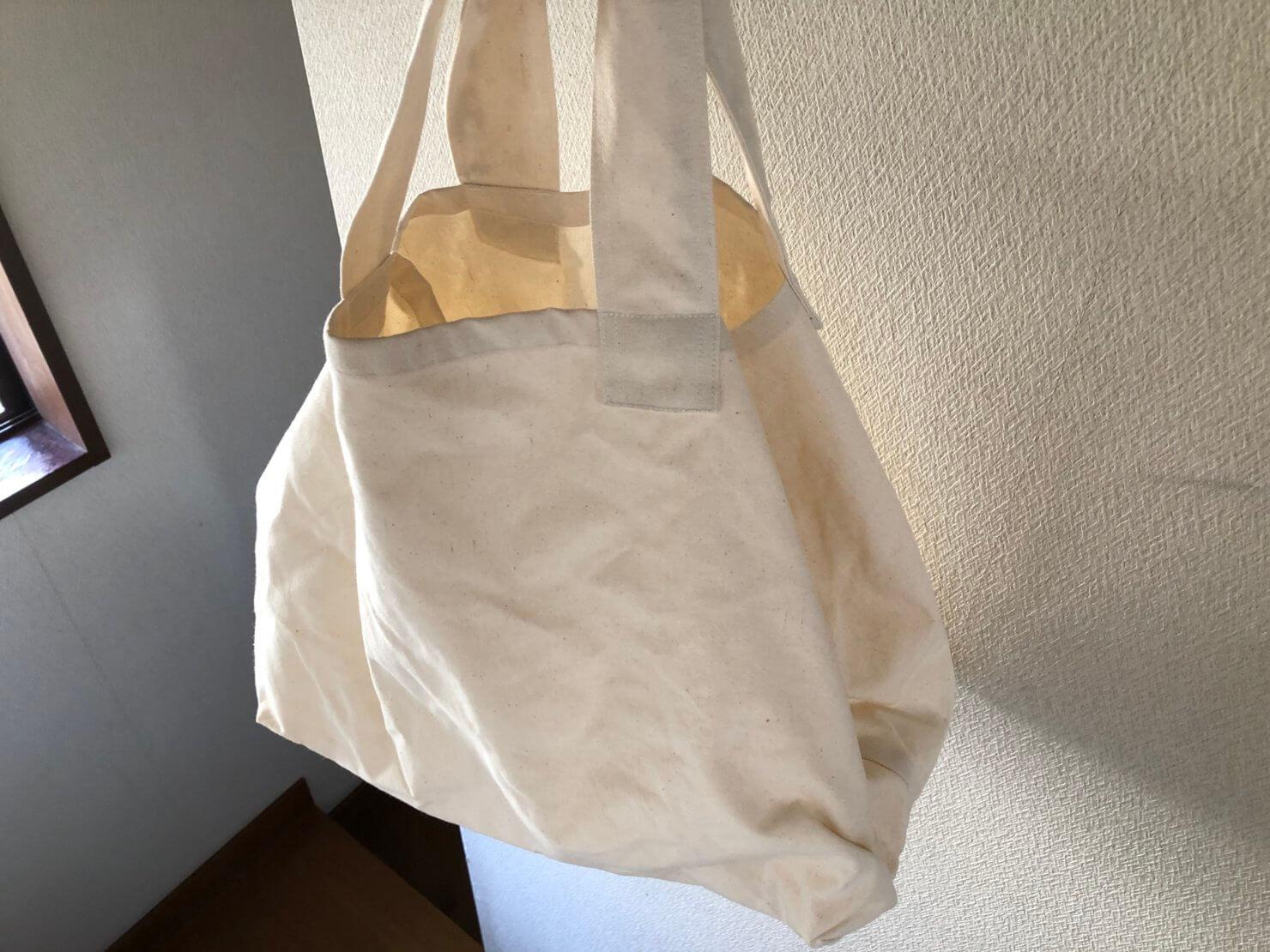 オフホワイトbag2