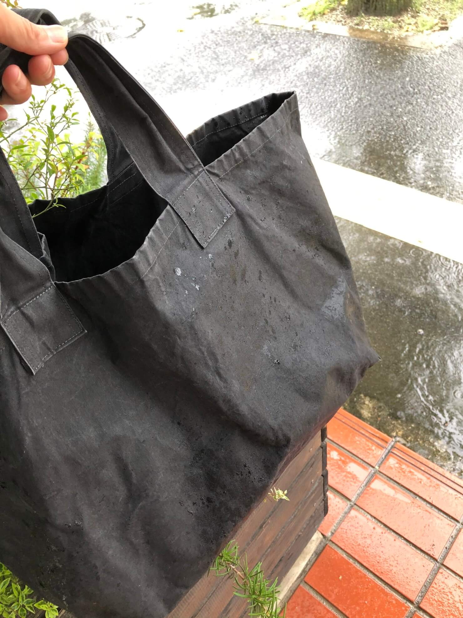 黒whatever bag