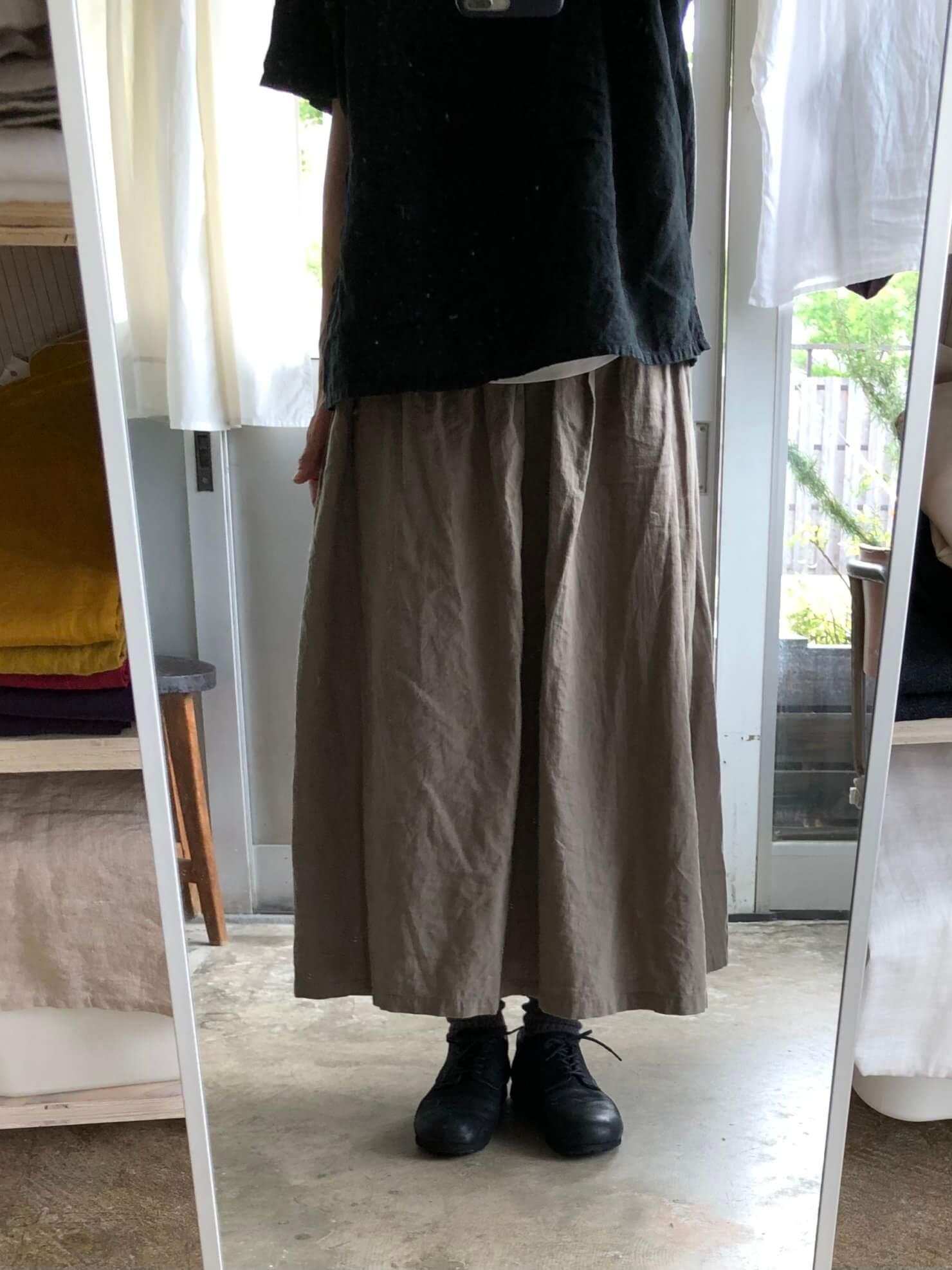 モカスカート